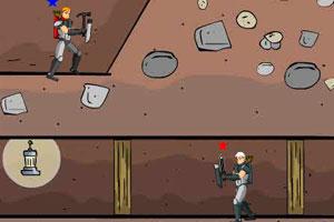 《神秘勇士》游戏画面1