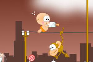 《小婴儿返家计》游戏画面1