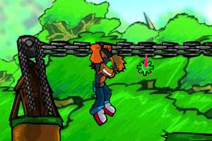 《小狼犬丛林冒险》截图1