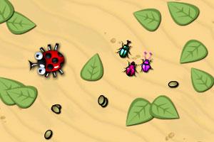 《养甲虫赚钱》游戏画面1