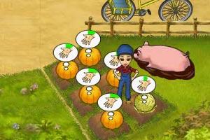 《疯狂农场1》游戏画面1