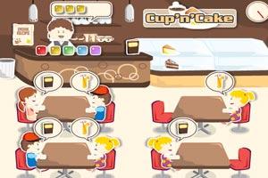 《卡布奇诺茶餐厅》游戏画面1