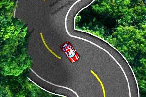 公路漂移赛车