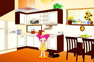 《阿Sue整理厨房》游戏画面1