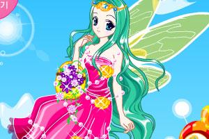 彩蜻蜓精灵公主