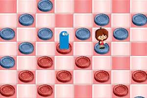 《大人物跳棋》游戏画面1