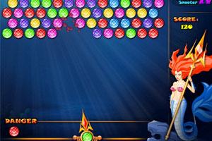 《泡泡射手4》游戏画面1