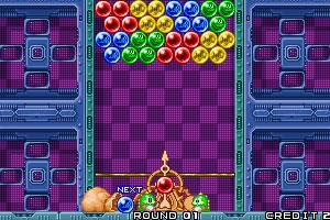 《卡哇伊泡泡龙》游戏画面1