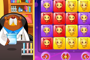 《熊博士实验室》游戏画面1
