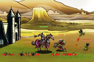 《史诗战争3-战争英雄》游戏画面1