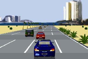 《狂热飙车》游戏画面1