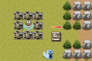 坦克战术演练