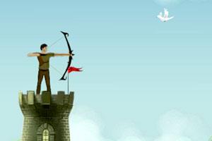 《射箭对战》游戏画面1