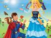 王子向公主求婚