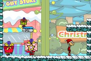 《疯狂圣诞节》游戏画面1