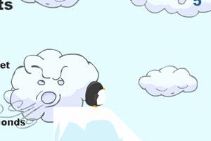 企鹅学飞行