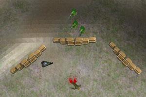 《二战战场》游戏画面1