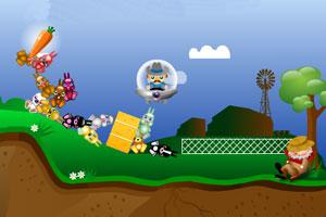 《救助小兔子》游戏画面1