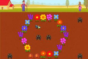《农场辛劳的蜜蜂》游戏画面1