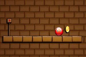 《疯狂滚气球》游戏画面1