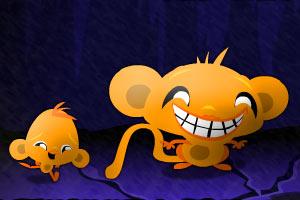 《逗小猴开心2》游戏画面1