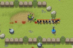阻击企鹅战队2修改版