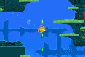 《海底世界冒险中文版》游戏画面1