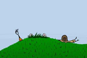 《小人冒险》游戏画面1