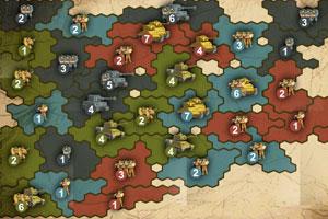 《世界战争中文版》游戏画面1
