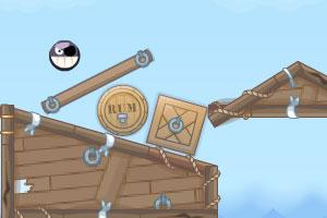 《海盗炸弹》游戏画面1