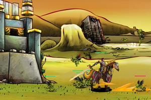 《史诗战争4变态版》游戏画面1
