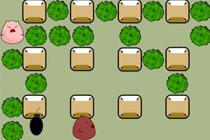 《炸弹猪》游戏画面1