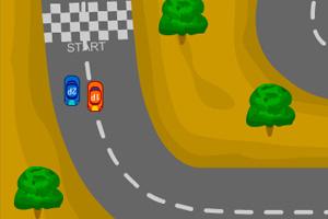 《机车竞技》游戏画面1