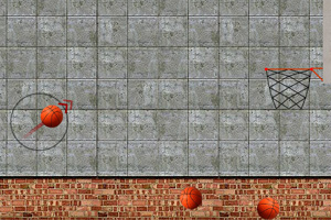 《完美投篮中文版》游戏画面1
