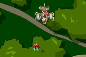 《雷电战机X中文版》游戏画面1