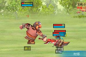 《宝石勇士》游戏画面1