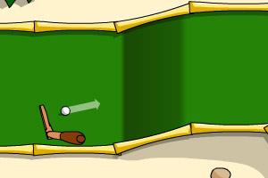 《小岛高尔夫》游戏画面1