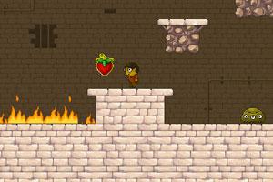 《蜗牛探险》游戏画面1