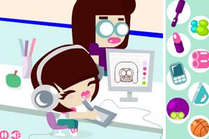 《在办公室偷懒3中文版》游戏画面1