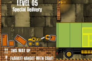 《卡车装载机修改版》游戏画面1