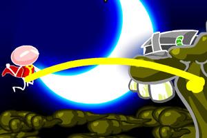 《小便超人无敌版》游戏画面1