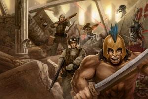 《帝国时代》游戏画面1