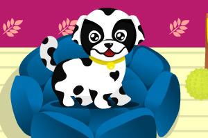 《喂养宠物狗》游戏画面1