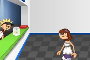 《老爹汉堡店》游戏画面1