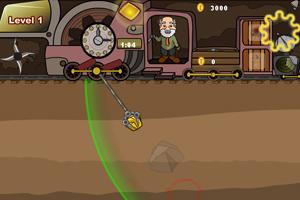 《黄金矿车》游戏画面1