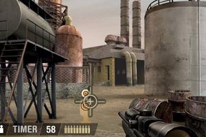 《疯狂狙击手》游戏画面1