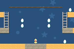 《小雞吃雞蛋》游戲畫面1
