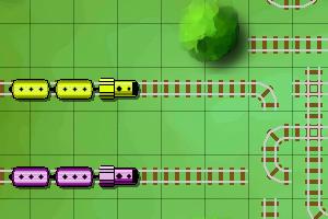 《修建火车道》截图1