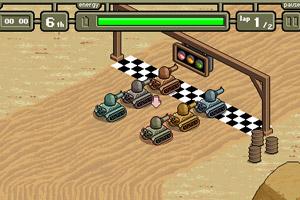 《疯狂坦克大作战中文版》游戏画面1