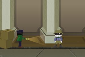《偷窃博物馆无敌版》游戏画面1